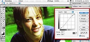 Tutorial Photoshop : retouche photoshop : traitement croise E6 en C41