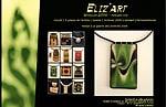 Eliz art creation, bijoux originauux en pate polymere, bagues, colliers, pendentifs, sautoirs boucles d