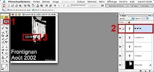 Tutorial Photoshop Retouche Photo : Texte