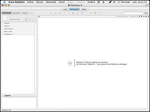 iView MediaPro : logiciel de catalogage, archivage, partage et presentation de photos et fichiers numeriques
