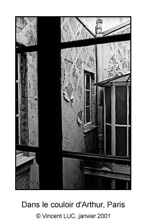 Photo fenetre, Paris, © Vincent LUC