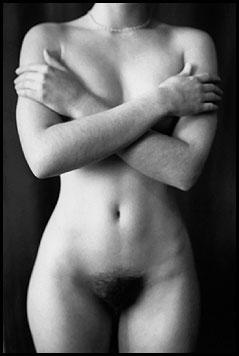 Galerie Photo : Nu feminin artistique, Photographie Noir et Blanc sans titre © Vincent LUC