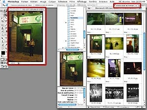 Tutorial Photoshop Retouche Photo : l'Explorateur de Fichiers
