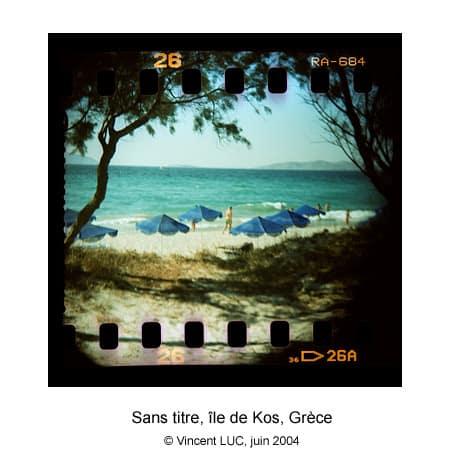 Galerie Photo : 1 Euro 50 Bords de mer, ile de Kos, Grece, Photo Couleur © Vincent LUC