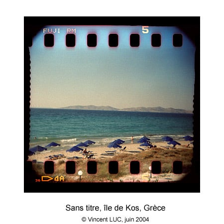 Galerie Photo : 1 Euro 50 Bords de mer, ile de Kos, Grece, Photo Couleur © Vincent LUC