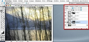 Tutorial Photoshop Retouche Photo : Les Calques